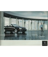 2005 Mercedes-Benz CLK-CLASS brochure catalog CLK 320 500 55 AMG - $8.00