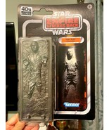 Star Wars The Black Series 6 inch Han Solo (Carbonite) 40th Anniversary-... - $33.89