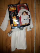 Star Wars Baby Costume Rubies Princess Leia Toddler Halloween Party Outf... - £22.03 GBP