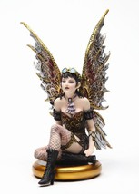 TABITHA STATUE FIGURINE STEAMPUNK FAIRIES - $47.60
