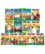 King Of The Hill The Complete Series Seasons 1 Through 13 DVD Set Brand ... - $86.00