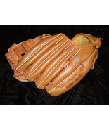 Franklin Baseball Glove Leather Laced Don Mattingly New York Yankees - £28.70 GBP