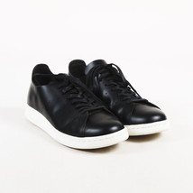 Adidas x Barneys New York Black Leather Deconstructed Stan Smith Sneaker... - $160.00