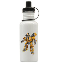 Transformers Bumblebee Personalized Custom Water Bottle, Add Childs Name - $19.99