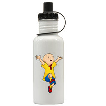 Caillou Personalized Custom Water Bottle, Add Childs Name - $19.99