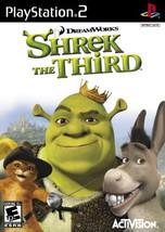 Shrek the Third - PlayStation 2 [PlayStation2] Artist Not Provided - $6.99