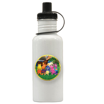 Backyardigans Personalized Custom Water Bottle #3, Add Name - $19.99