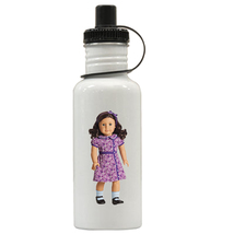 American Girl Ruthie Personalized Custom Water Bottle, Add Name - $19.99