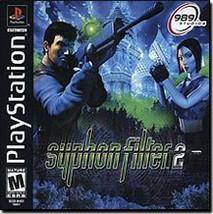 Syphon Filter 2 [PlayStation] - $8.99