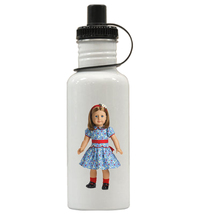 American Girl Emily Personalized Custom Water Bottle, Add Name - $19.99