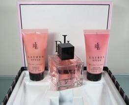 Ralph Lauren Style Perfume Spray 3 Pcs Gift Set image 3