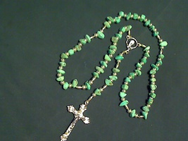 Rosary - Turquoise - LR-2