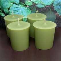 Patchouli PURE SOY Votives (Set of 4) - $7.00