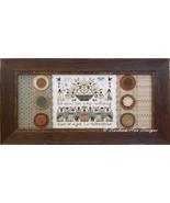 Midnight cross stitch chart Barbara Ana Designs - $10.80