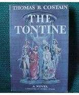 Old Book 1955 HCDJ Novel The Tontine T B Costai... - $5.00