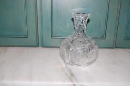 Antique America ABP Victorian Cut Glass Water Carafe - $50.00