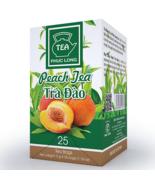 03 Boxes ( 1 box 25 packs) - Peach Tea Bag - Tra Dao Tui Loc - Phuc Long - $39.59