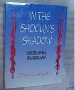Old Book 1994 HCDJ In Shogun's Shadow John Lang... - $5.00