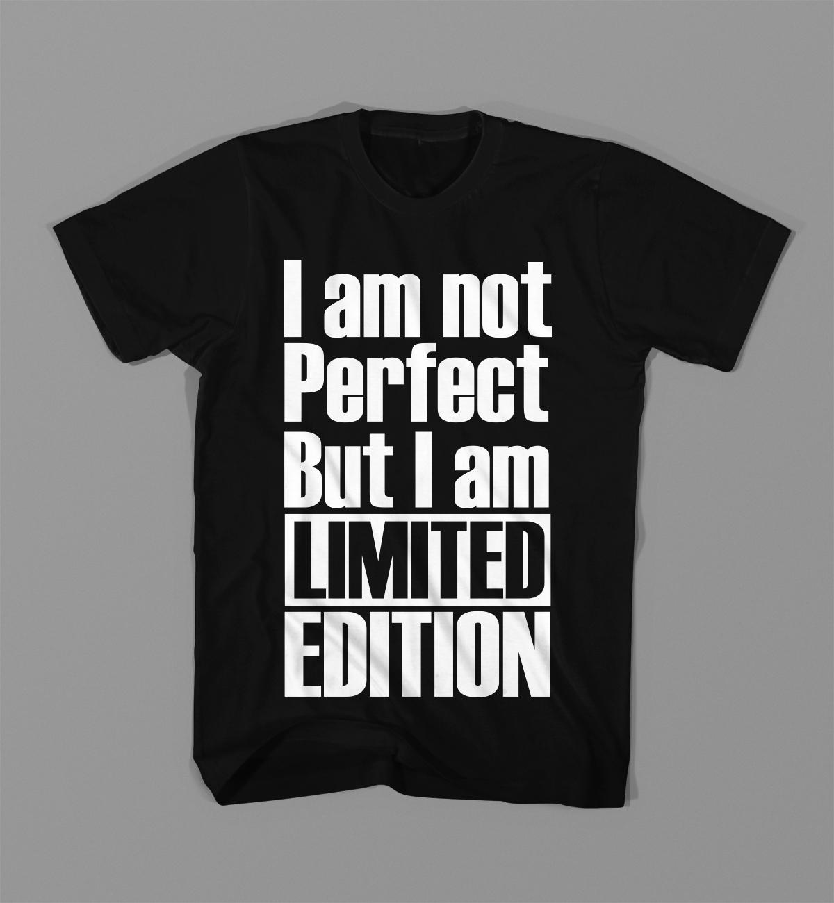 I Am Not Perfect But I Am Limited Edition - Image Copyright Images.BonanzaStatic.Com