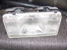 BROUGHAM RIGHT HEADLIGHT OEM USED ORIGINAL GM CADILLAC PART FLEETWOOD SE... - $176.72