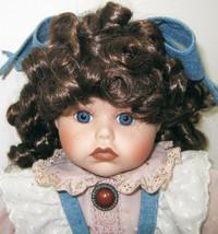 "Boyds Yesterdays Child ""Laura.. First Day of School""- #4903 -16"" Doll- 1998 - $59.99"