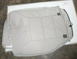 New Oem Leather Seat Cover Mercedes Benz Ml Class 06-11 Rear Row Gray Upper Rh - $84.15