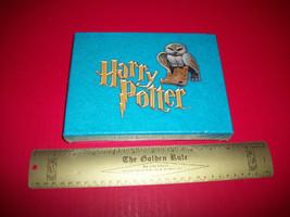 Harry Potter Craft Kit Paper Scholastic Stationery Set Box Address Book ... - $10.44