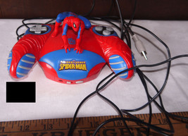 Spider man Spider sense TV controller w/cables. boys/girls Age 10 & up. ... - $10.88