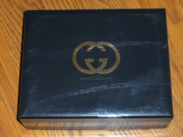 Gucci Guilty Empty Perfume Box Jewelry Trinket Box Storage  - $19.00