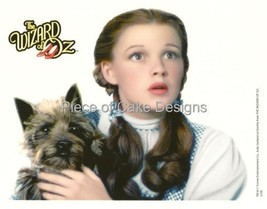 "6"" Round ~ Wizard of Oz Dorothy & Toto Close Up Birthday ~ Edible Image ... - ₨516.37 INR"