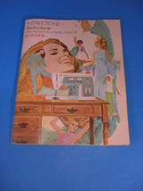 Singer 756 Sewing Machine Original  Instruction Manual Touch & Sew - $25.00