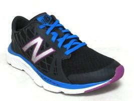 New Balance Women's BLACK/BLUE Running Shoes #W690GS4 - $53.99