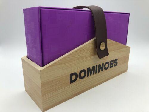 NEW Pressman Designer Classics Dominoes Game image 5