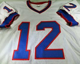 JIM KELLY / NFL HALL OF FAME / AUTOGRAPHED BUFFALO BILLS CUSTOM JERSEY / JSA image 2