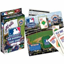 TDC Games MLB Baseball Card Game - Mets - $24.49