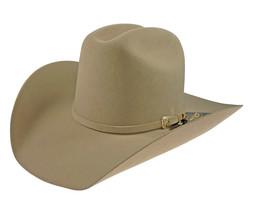 Men's Western Cowboy Hat El General Texana 50X Horma Boro Color Sand Wool - €83,00 EUR