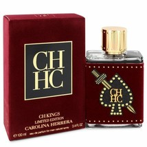 CH Kings by Carolina Herrera Eau De Parfum Spray 3.4 oz for Men - $99.99