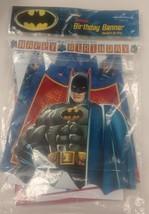 Hallmark Batman Birthday Banner -  Batman Party - $6.69
