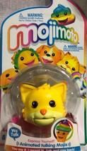 Mojimoto Kitten Kitty Animated TALK BACK Mojis New In Package - $13.85