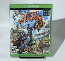 Sunset Overdrive Day One Edition SEALED XBox One Microsoft 1 of 2 - $28.21