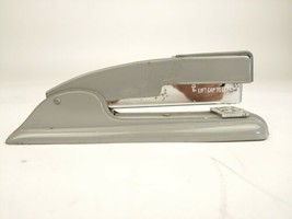 Swingline 27 Vintage Gray Stapler Metal Office Style Made In USA - WORKS - $14.97
