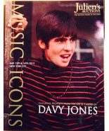 Julien's Auctions Music Catalog  May16, 2015 Hard Rock NYC Beatles Davy ... - $44.55
