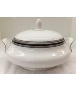 Royal Doulton Sarabande Covered Vegetable Serving Bowl - $169.00