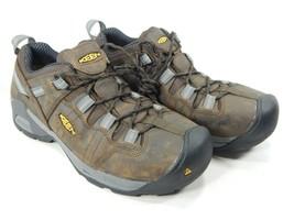 Keen Detroit XT ESD Size 9.5 M (D) EU 42.5 Men's WP Steel Toe Work Shoes 1020035 - $70.51