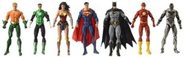 DC Rebirth: Justice League of America Action Figure 7-Pack - $111.05