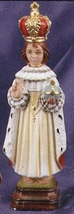 Infant of Prague - 8 inch Statue