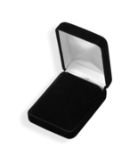 Black Velvet - Earring - Jewelry Box - $10.95