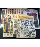 Comic Buyers' Guide Tabloid Newspaper Lot Krause Publications - $55.00