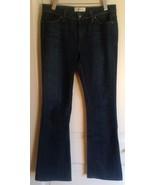 NWOT Habitual Dark Wash DEEP END Boot Cut Denim Style 155SR-MO-DE  Jeans... - $58.41