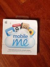 NIB Mobile Me Software for MAC OS X v 10.56 or later; Windows Vista XP o... - $44.55
